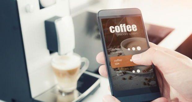 macchina caffe smart